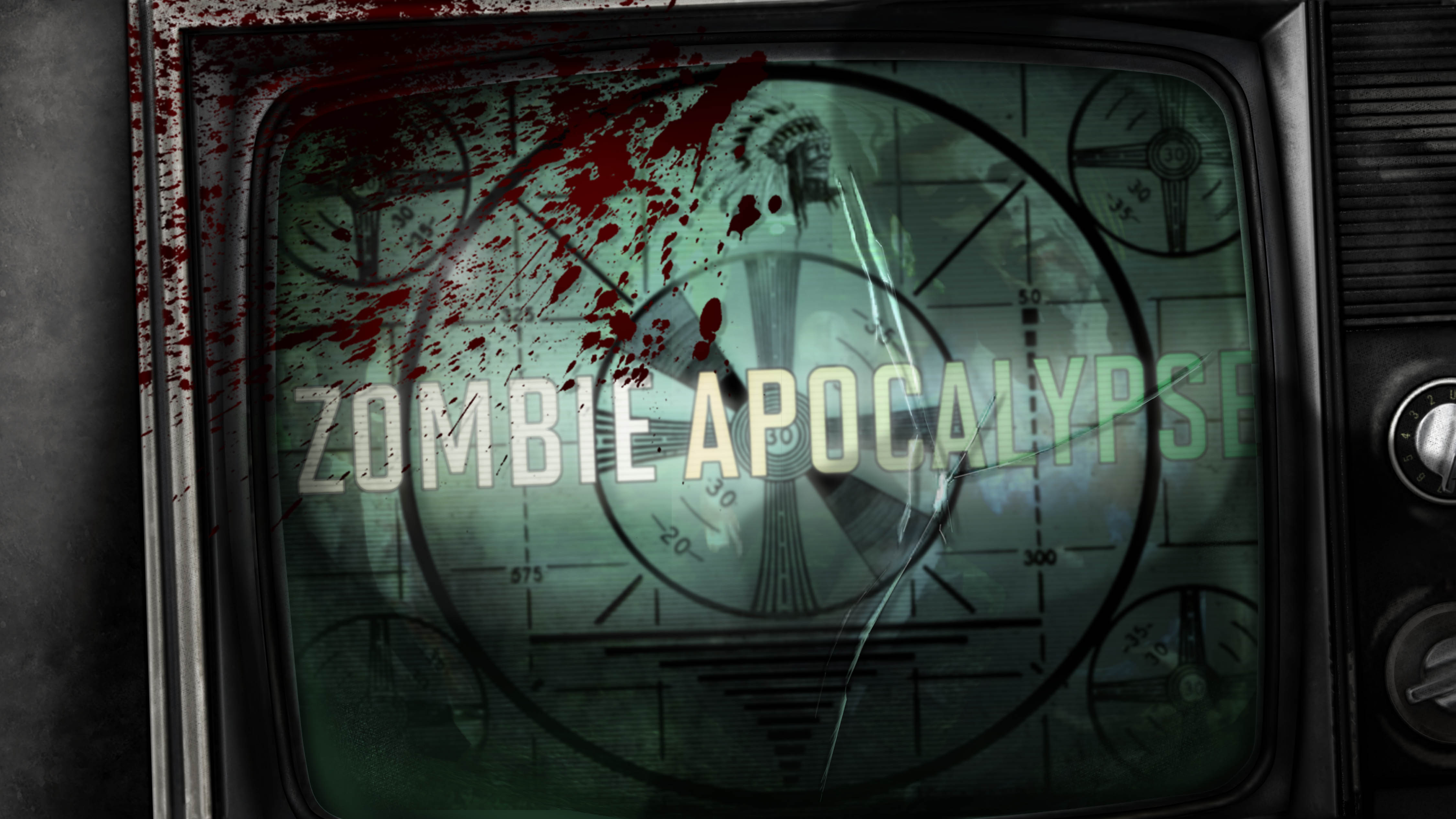 Hd Zombie Girl Wallpaper Zombie 4k Ultra Hd Wallpaper And Background Image