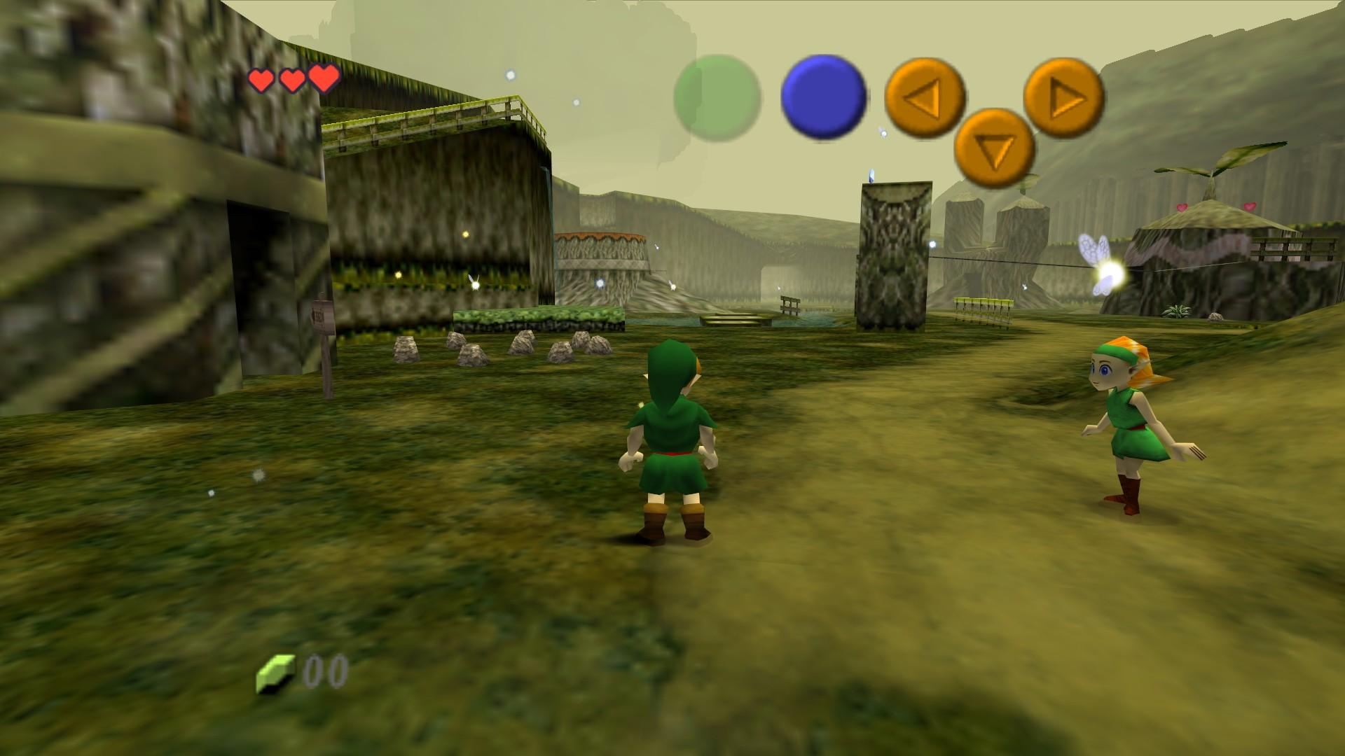 Zelda Ocarina Of Time 3d Wallpaper The Legend Of Zelda Ocarina Of Time Hd Wallpaper
