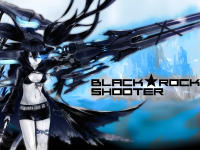 1484 Black Rock Shooter HD Wallpapers   Backgrounds - Wallpaper Abyss - Page 5