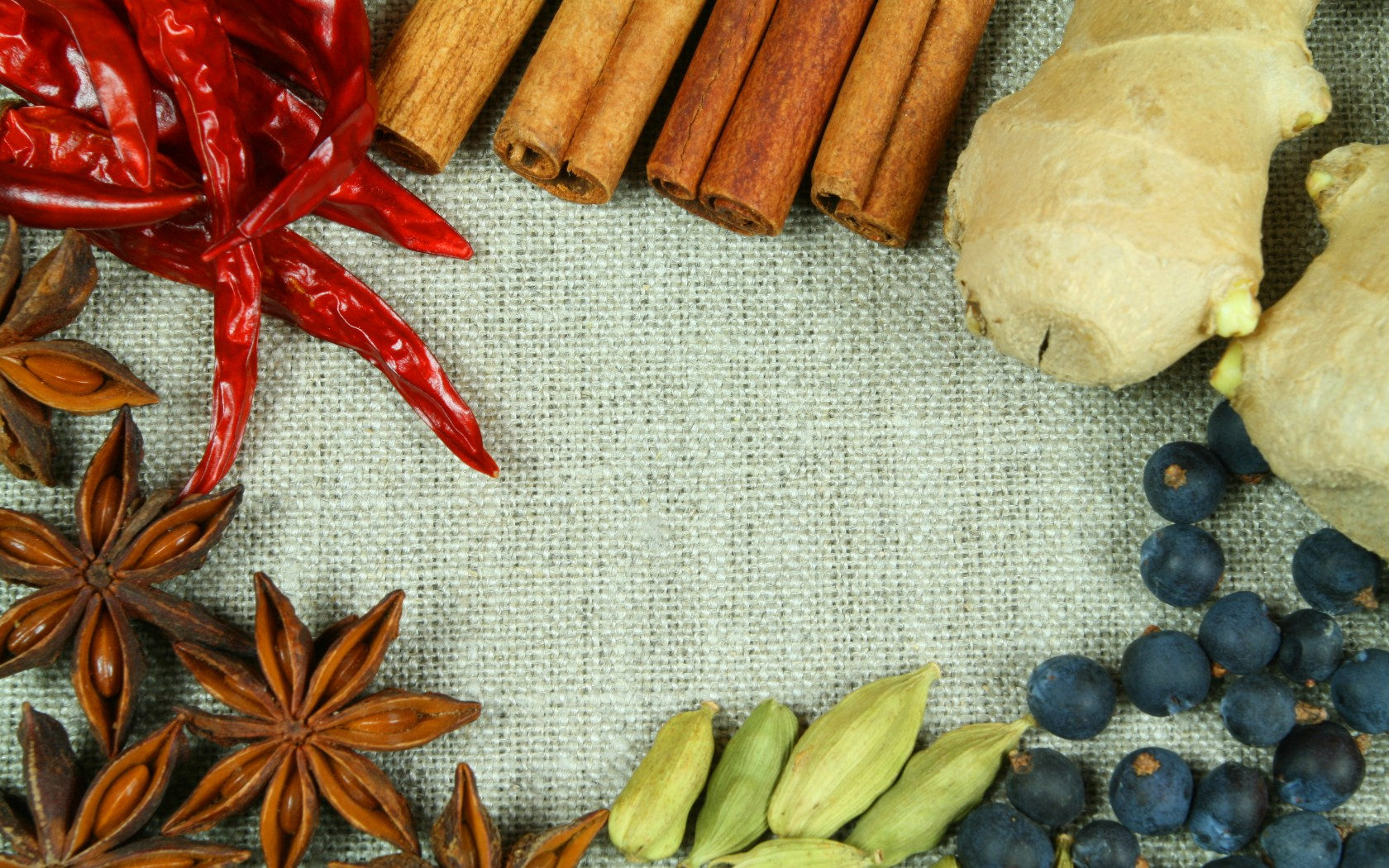 Iphone Book Wallpaper Herbs And Spices Wallpaper And Background Image