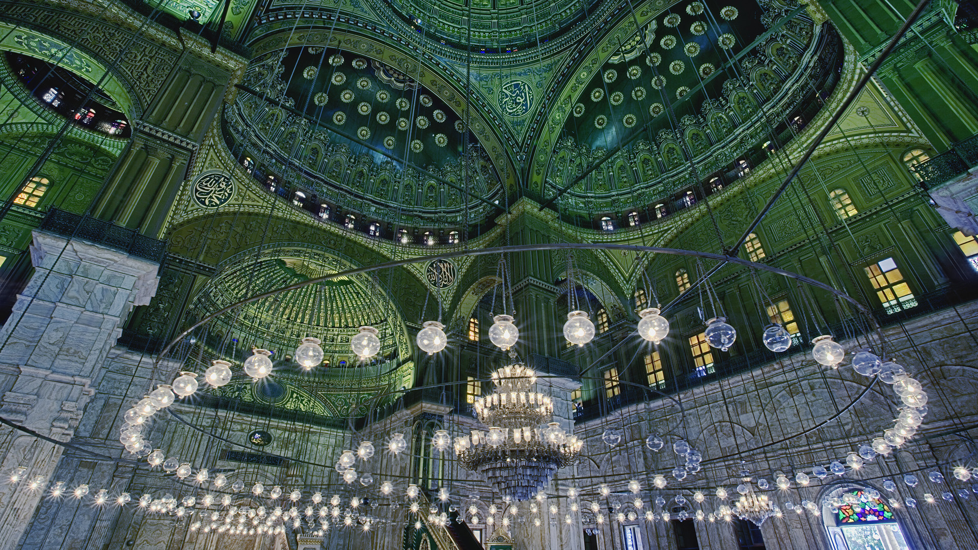 Iphone X Inside Wallpaper Hd Mosque Of Muhammad Ali Hd Wallpaper Background Image