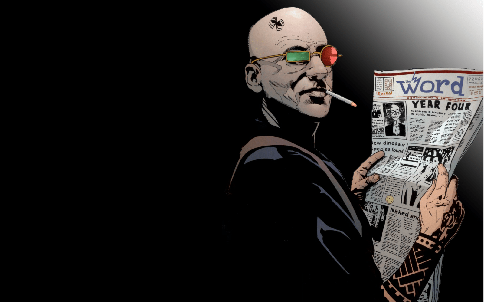 Sunday Wallpaper With Quotes Transmetropolitan Wallpaper And Background Image