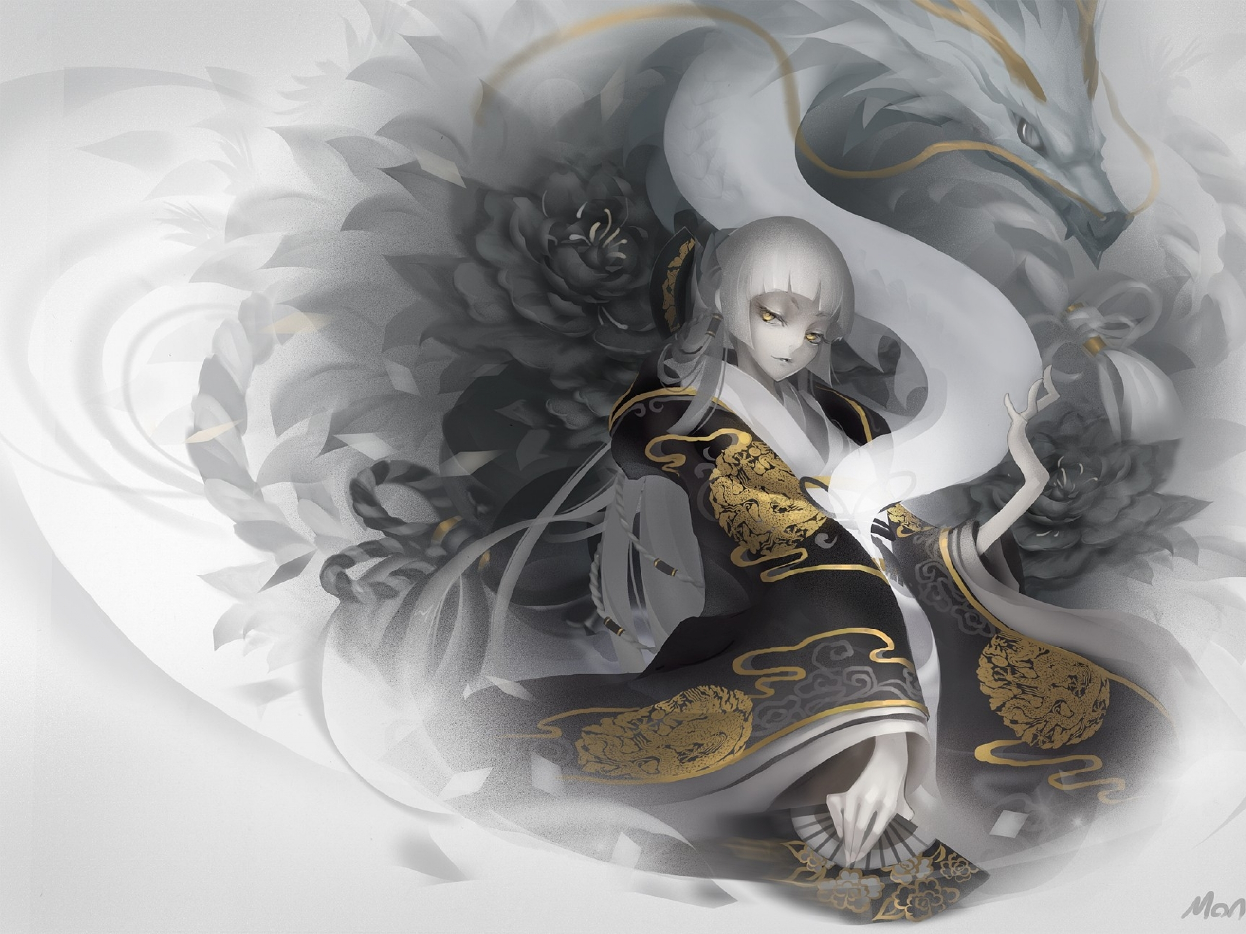 Naruto Girl Wallpaper Hd 1 Dragon Spirit Hd Wallpapers Backgrounds Wallpaper Abyss