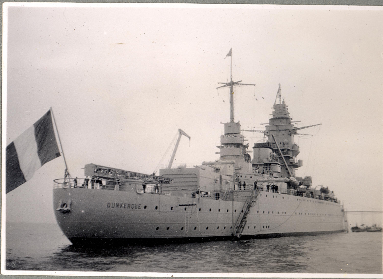 Aircraft Carrier Hd Wallpaper French Battleship Dunkerque Full Hd Wallpaper And
