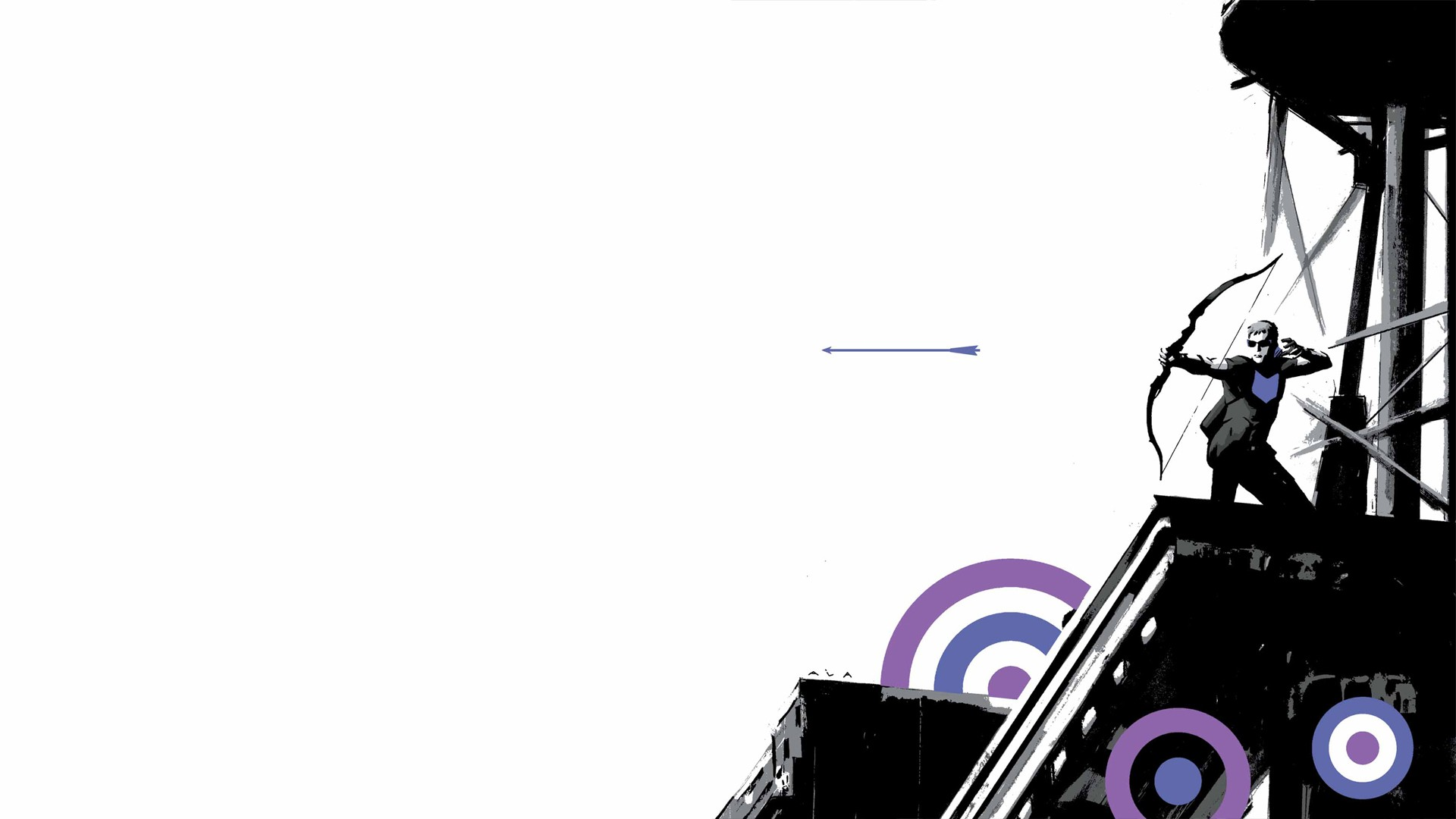 Hawk Iphone Wallpaper Hawkeye Full Hd Wallpaper And Background Image 1920x1080