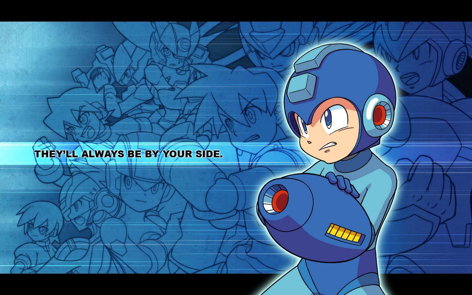 Mega Man Iphone Wallpaper Mega Man Wallpaper And Background 1600x1000 Id 391986