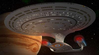 U.S.S. Enterprise D HD Wallpaper | Background Image | 3000x1687 | ID:402971 - Wallpaper Abyss
