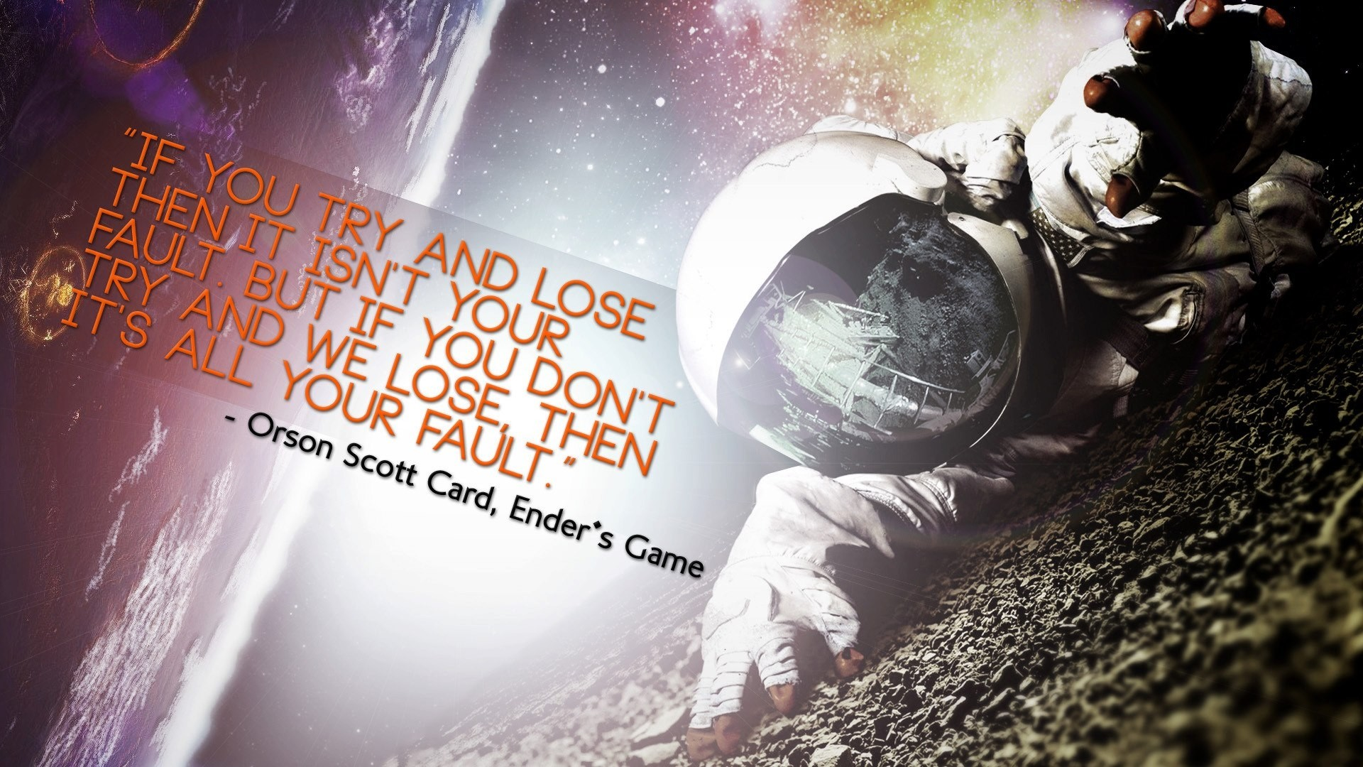 Motivational Quotes Wallpaper 1920x1080 48 Ender S Game Hd Wallpapers Background Images