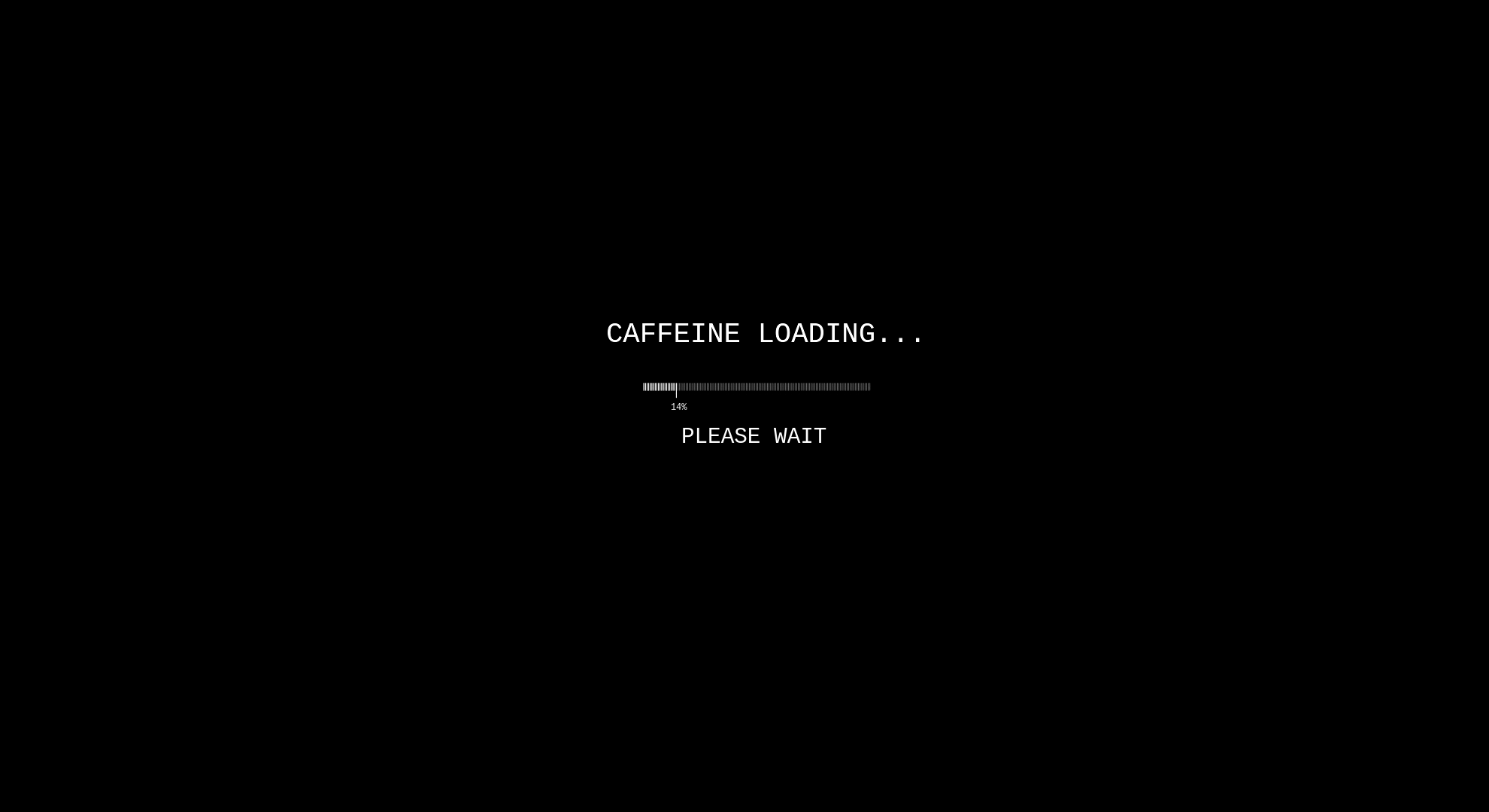 Cool Quote Wallpapers Hd 1920x1080 Caffeine Loading Please Wait Full Hd Wallpaper And