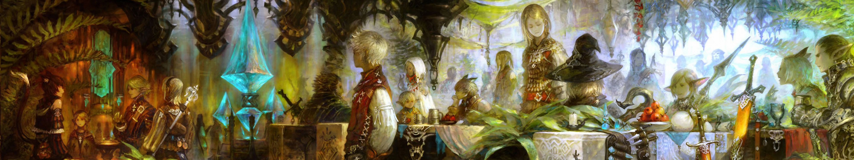 Fall Wallpapers Multiple Monitors Final Fantasy Xiv Hd Wallpaper Background Image