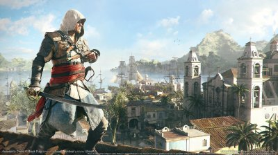 Assassin's Creed IV: Black Flag Wallpaper and Background Image | 1366x768 | ID:481255 ...