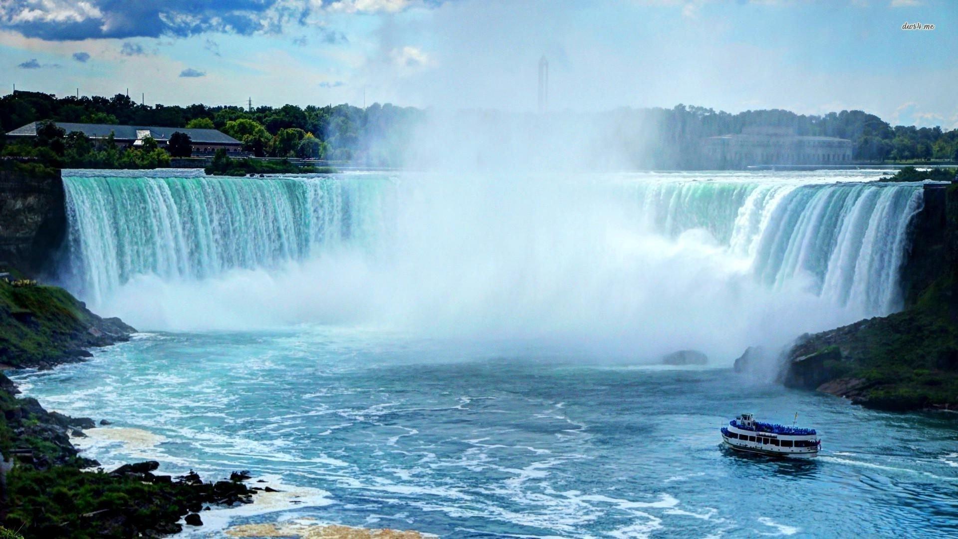 Niagara Falls Wallpaper Iphone Niagara Falls Full Hd Fond D 233 Cran And Arri 232 Re Plan