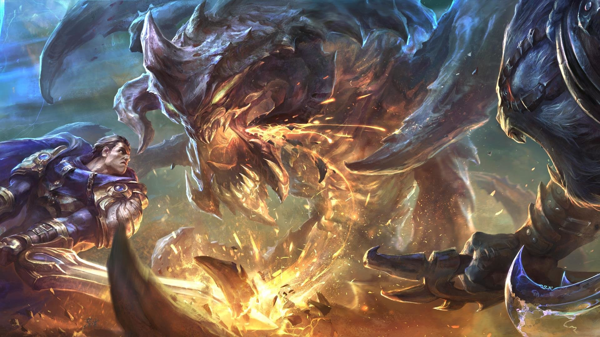 Lol Wallpapers Hd 1980x1080 League Of Legends Full Hd Wallpaper And Background
