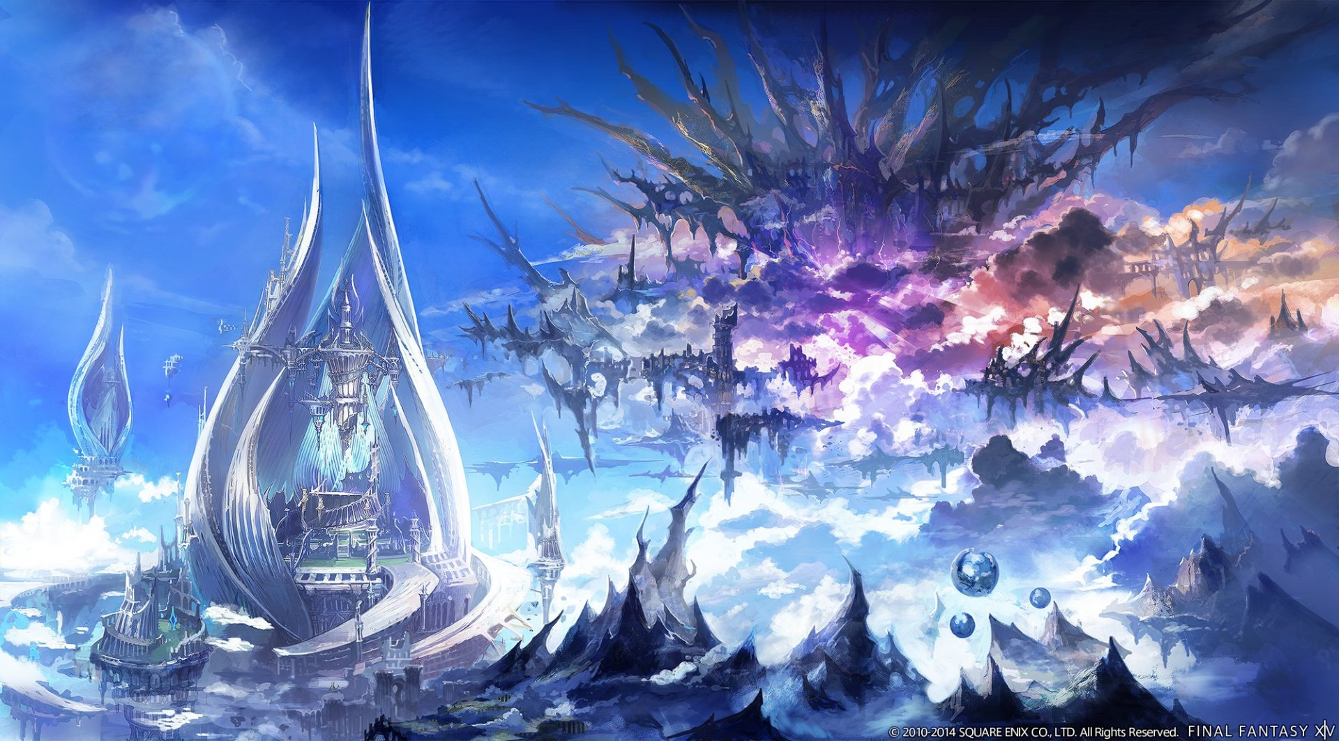39 final fantasy xiv a realm reborn hd wallpapers. What 39 S Your Favorite Video Game Concept Art Art In