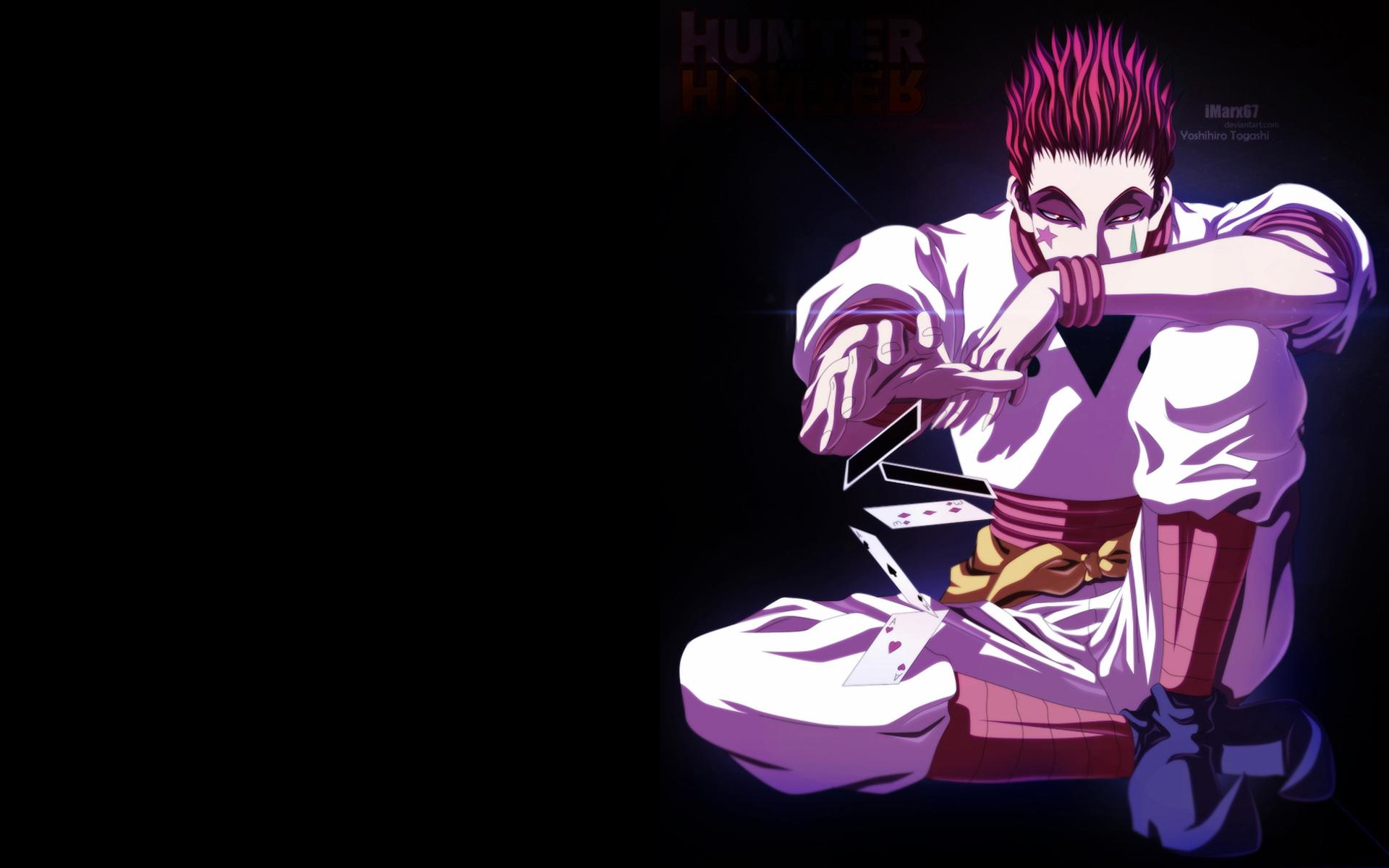 Hisoka Iphone Wallpaper Hunter X Hunter Full Hd Papel De Parede And Planos De