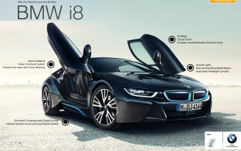 Cool Police Car Wallpapers 141 Bmw I8 Hd Wallpapers Background Images Wallpaper Abyss