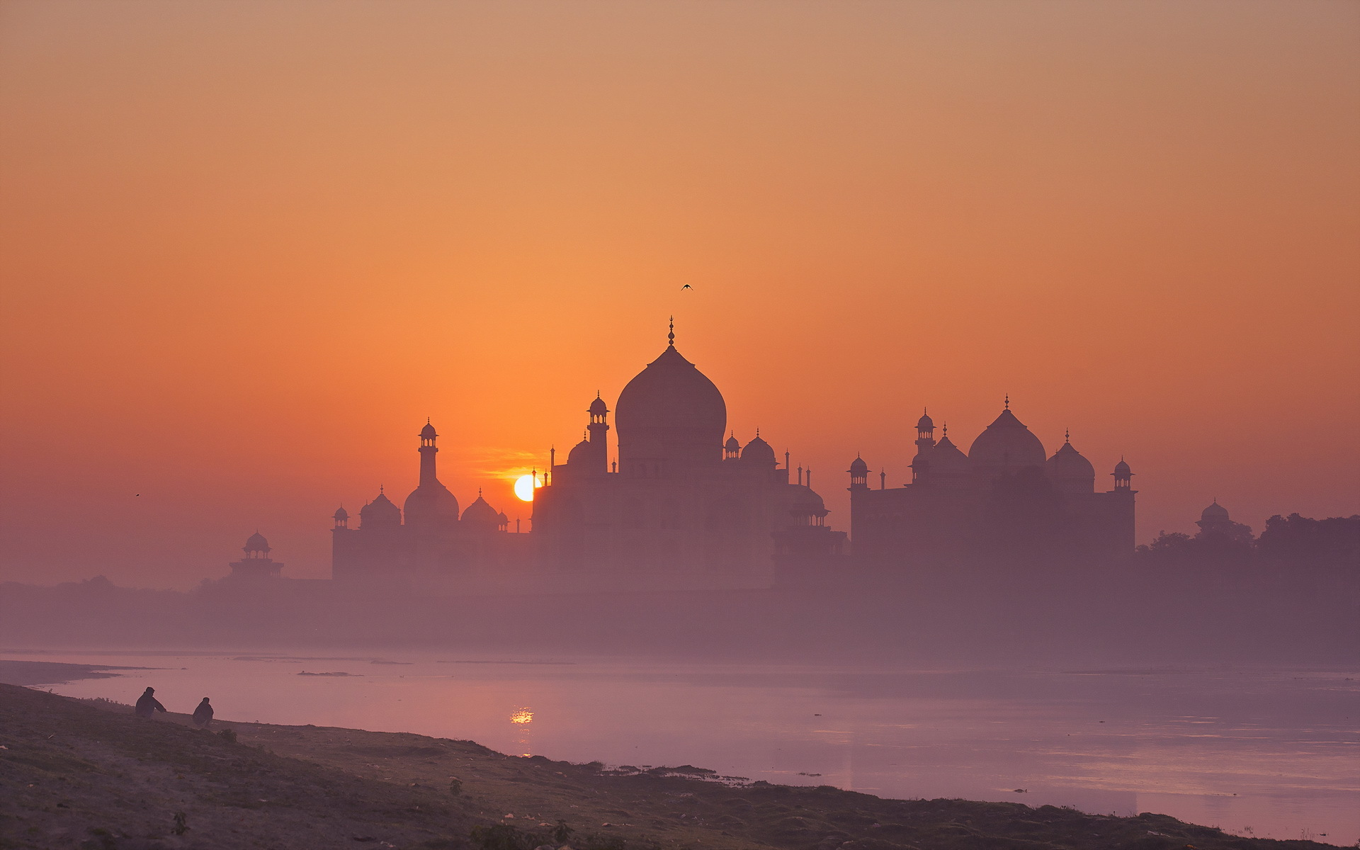 Taj Mahal Hd Wallpaper Crown Of Palaces تاج محل Full Hd Fond D 233 Cran And Arri 232 Re