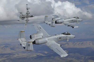Fairchild A-10 Thunderbolt II 4k Ultra HD Wallpaper and Background Image | 3840x2559 | ID:596118