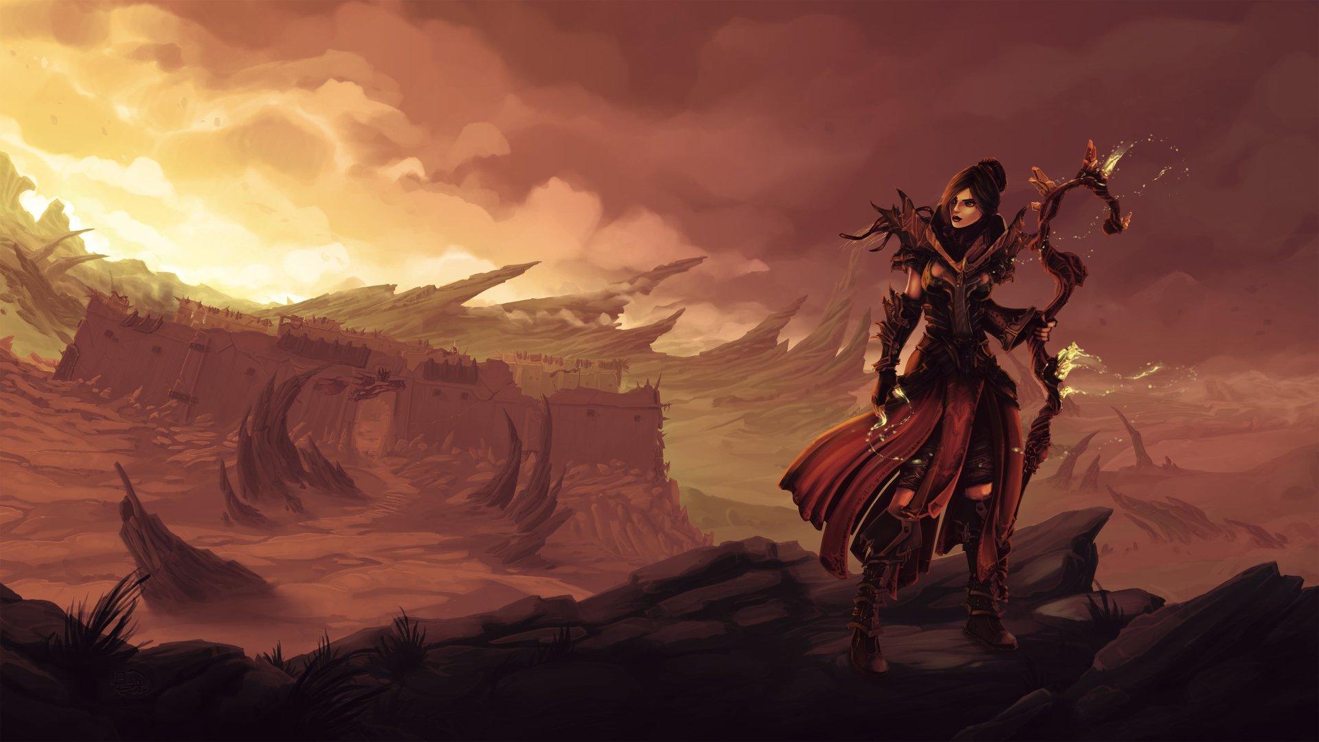 Diablo Wallpaper Hd Diablo Iii 4k Ultra Hd Wallpaper Background Image