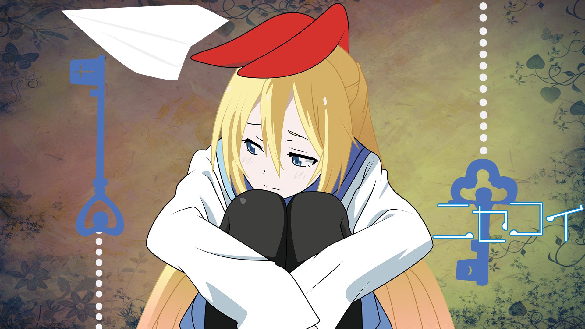 Sad Girl Crying Wallpaper Download Chitoge Kirisaki Hd Wallpaper Background Image