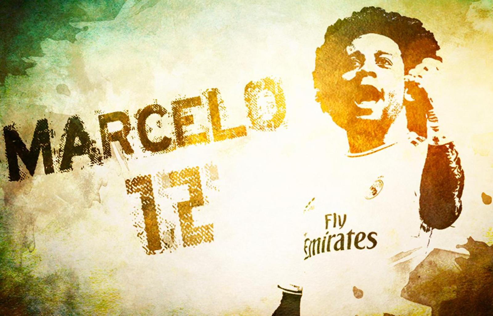 Real Madrid Wallpaper Iphone 5 Marcelo 12 Wallpaper And Background Image 1600x1026 Id