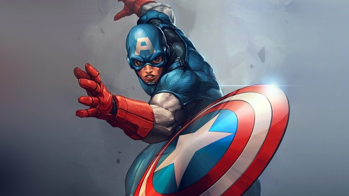 Captain America Full Hd Wallpaper And Background 1920x1080 Id