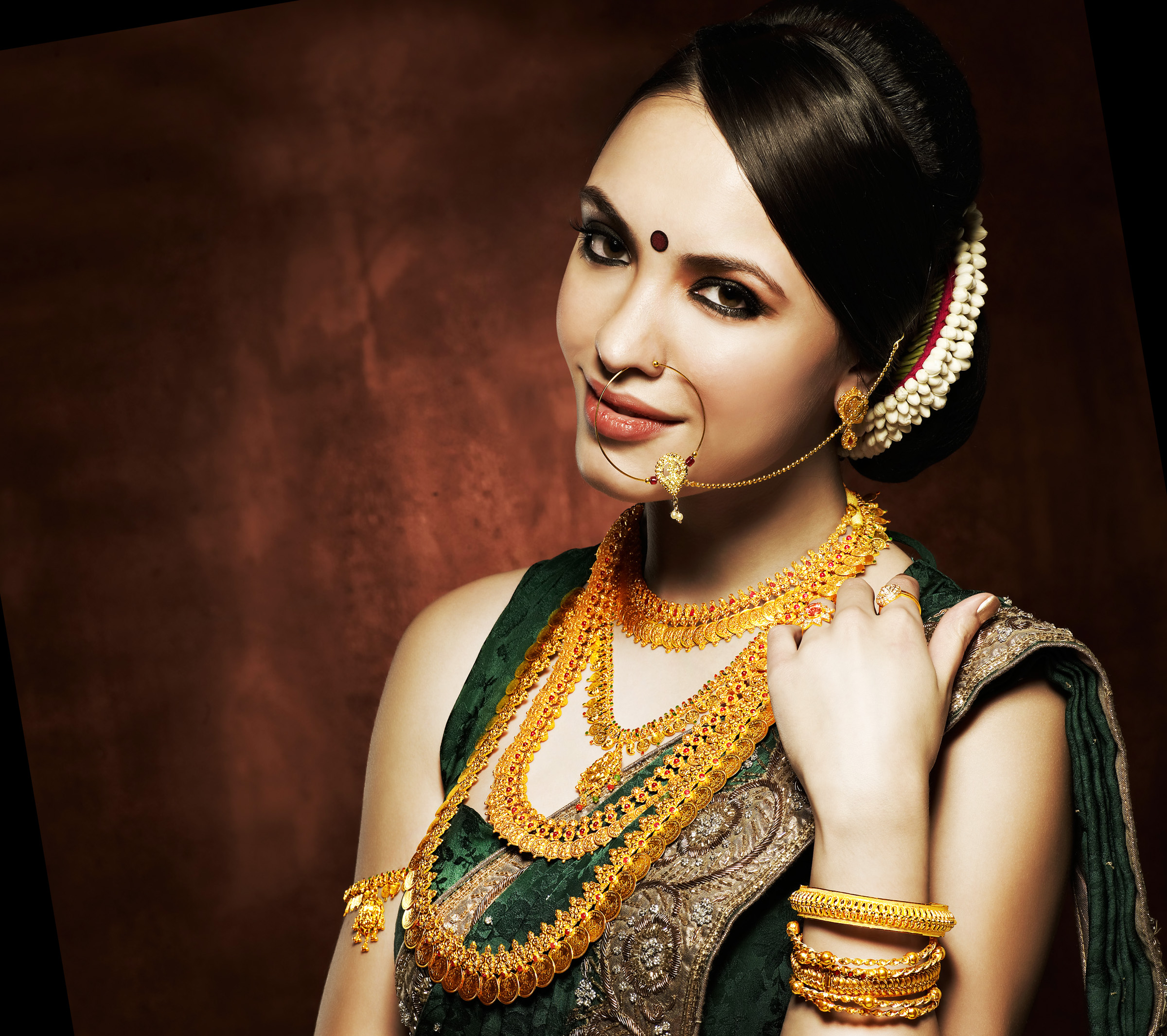 Hd Wallpaper The Gallery For Gt Gold Jewellery Models Wallpapers