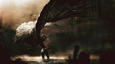 Dark Angel HD Wallpaper | Background Image | 1920x1080 | ID:827088 - Wallpaper Abyss