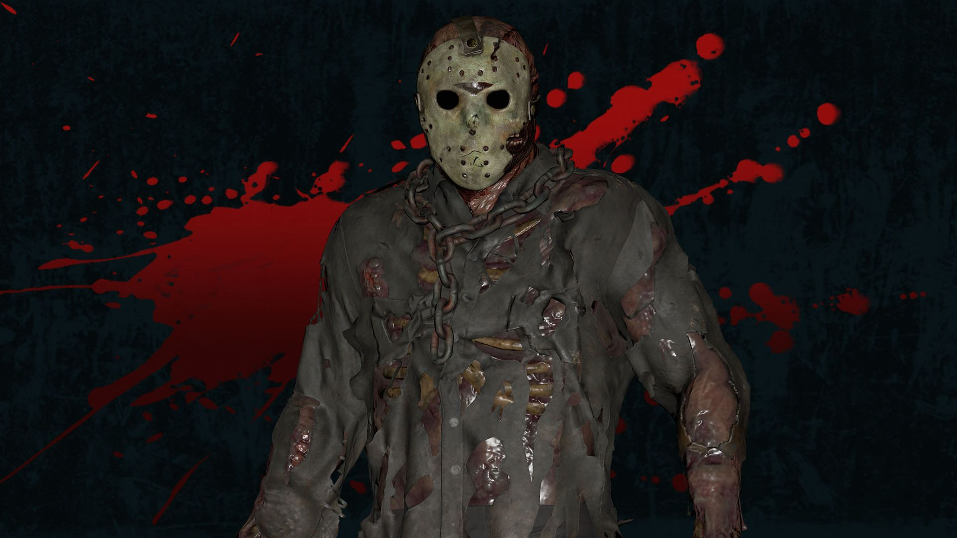 Jason Voorhees Mask Wallpaper Iphone Friday The 13th The Game Hd Wallpaper Background Image