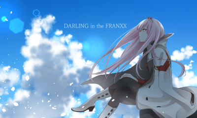 162 Zero Two (Darling in the FranXX) HD Wallpapers | Background Images - Wallpaper Abyss