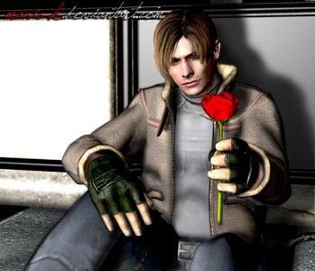 Leon S Kennedy Hd Wallpaper Who Is Your Favorite Resident Evil Charater Resident