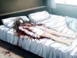Bloody Dead Anime Girl