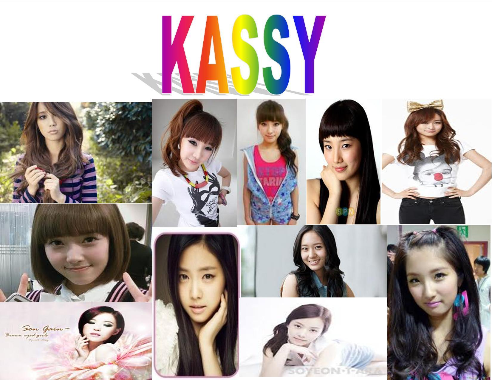 kpop girl group member names