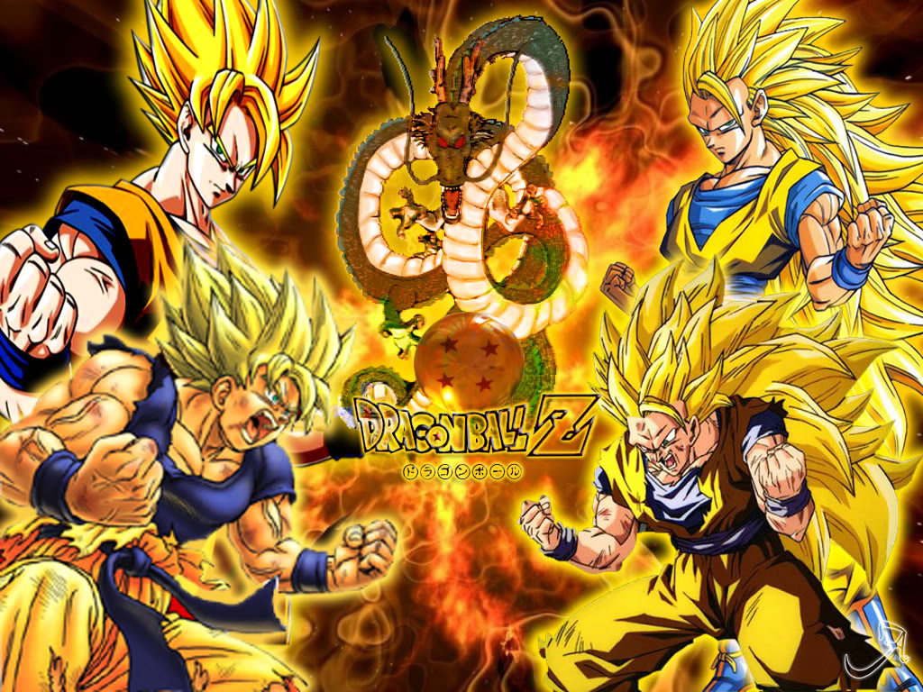 Gambar Goku Super Saiyan Goku Dragon Ball Z Wallpaper 24594065 Fanpop fanclubs x