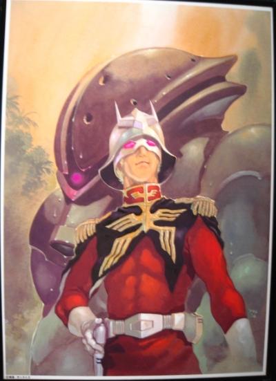 Gundam Girl Wallpaper Char Aznable Images Char And Zaku Wallpaper And Background