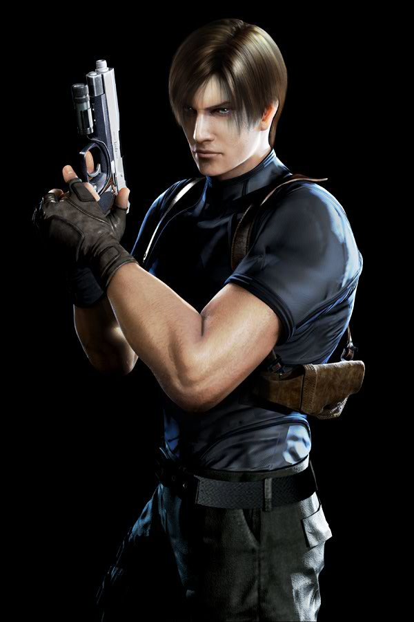 Leon S Kennedy Hd Wallpaper S T A R S Fans Resident Evil Images Leon Kennedy Hd