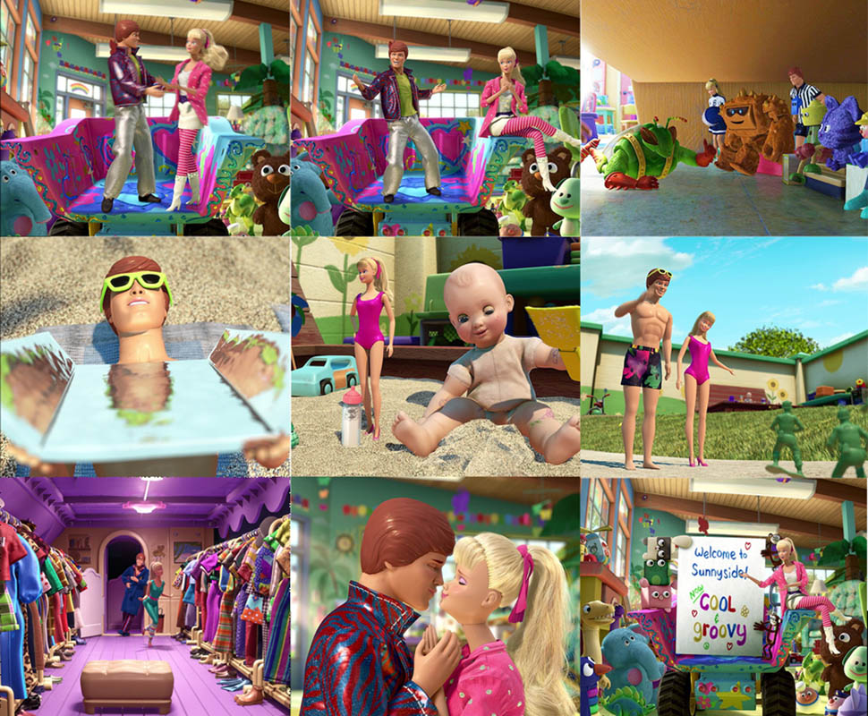 Animated Barbie Wallpaper Pixar Couples Images Ken Amp Barbie Hd Wallpaper And