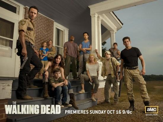 Season 2 Wallpaper - The Walking Dead Wallpaper (25688940) - Fanpop