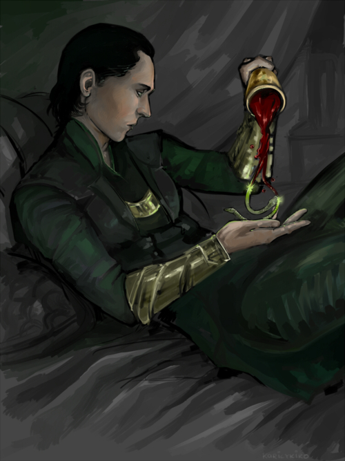 10 Year Girl Pregnant Photos Wallpapers Loki Fanart Loki Thor 2011 Fan Art 27312178 Fanpop