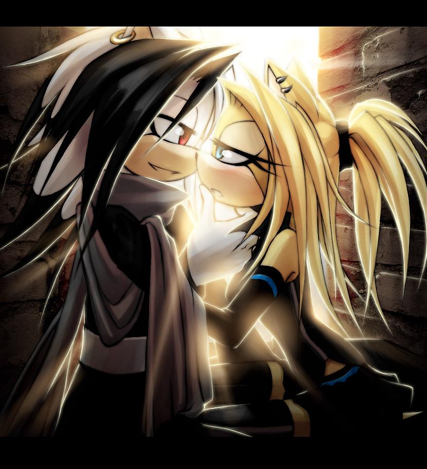 Boy Girl Kiss Hd Wallpaper Gitz The Hedgehog Images Love You Hd Wallpaper And