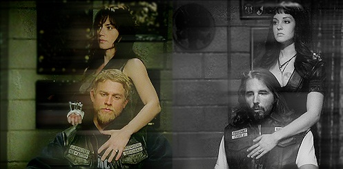 Sons Of Anarchy Quote Wallpaper Is This John Teller Behind Clay Sonsofanarchy