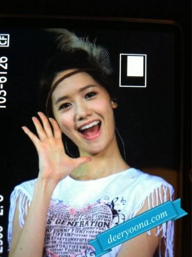 Snsd Lg 3d Tv Wallpaper Im Yoona Images Yoona 2012 Girls Generation Tour In