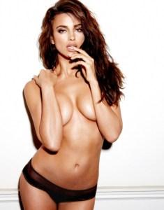 Irina Shayk Model