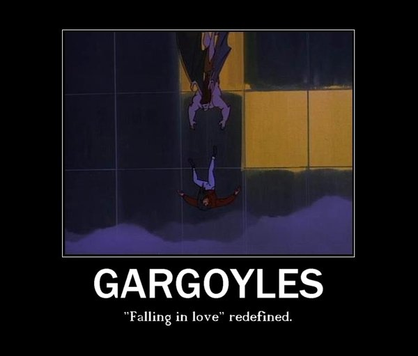 Teen Wallpaper Quotes Gargoyles Images Gargoyles Motivational Wallpaper And