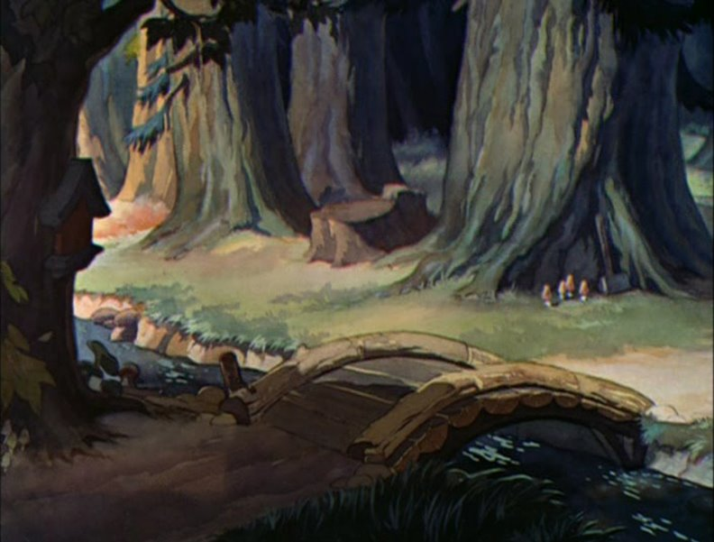 Gravity Falls Landscapes Wallpaper Disney Crossover Images Empty Backdrop From Snow White Hd