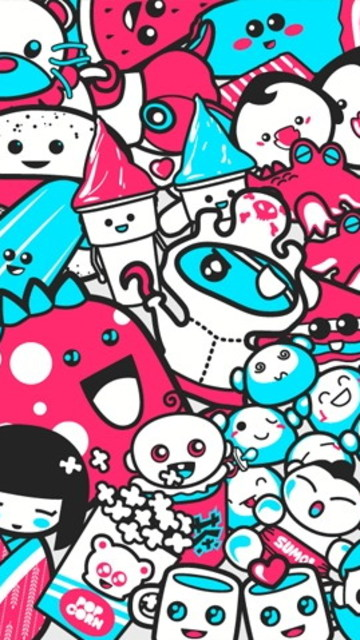 Cute Squishies Wallpaper Kawaii Images Kawaii Objects Wallpaper And Background