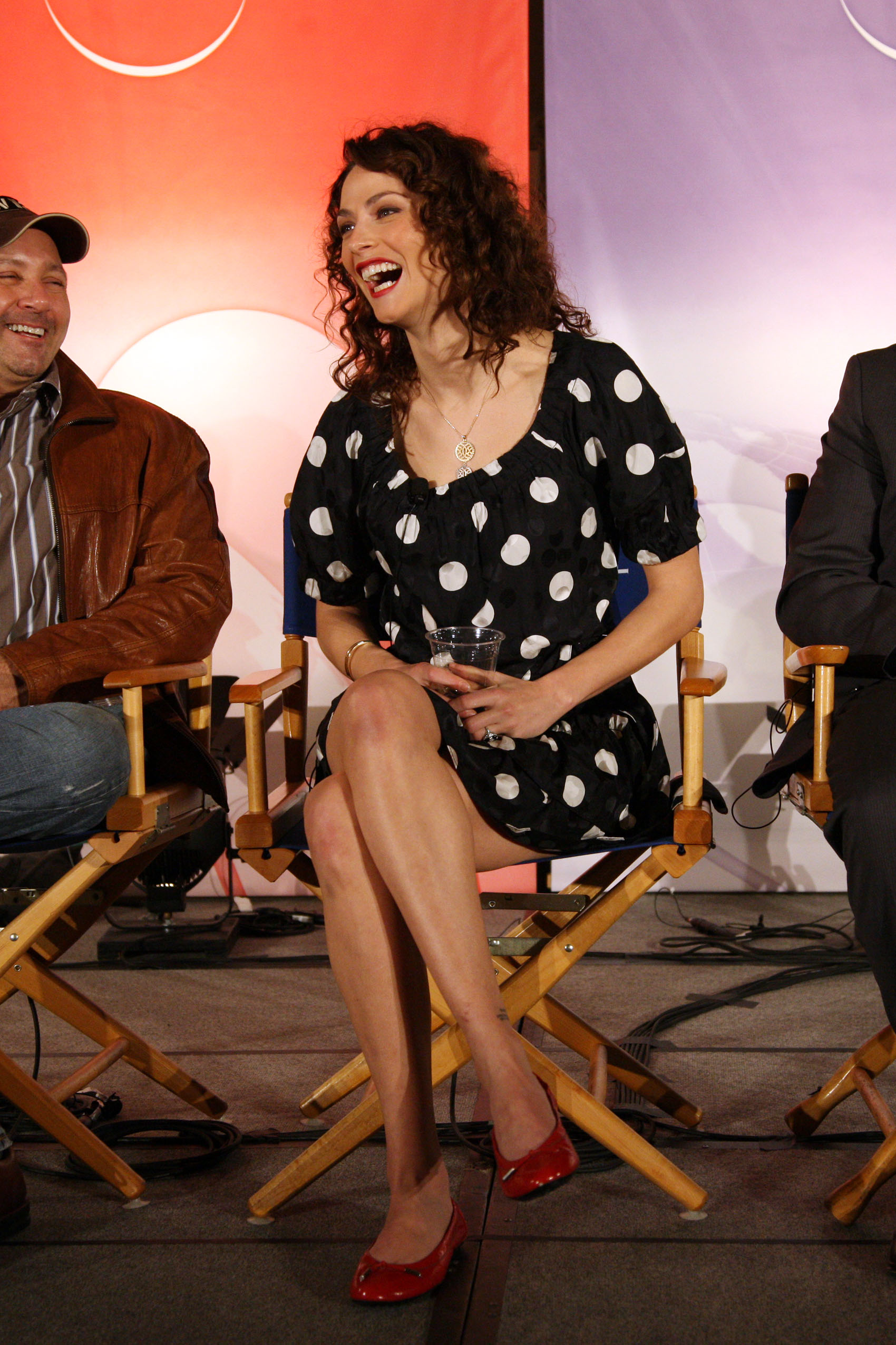Kelly Warehouse Joanne Kelly Images Joanne Kelly Warehouse 13 Interview
