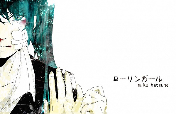 Hatsune Miku Rolling Girl Wallpaper Hatsune Miku Rolling Girl Images Hatsune Miku Wallpaper