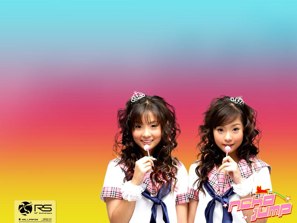Cute Maid Wallpaper Neko Jump Thai Pop Images Neko Jump Hd Wallpaper And