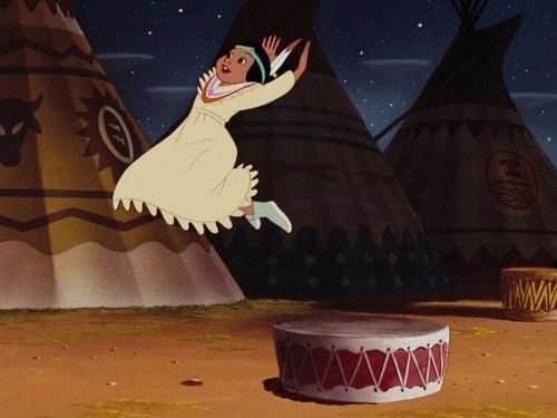 Rooney Mara Wallpaper Hd Disney Native Americans Images Dancing Tiger Lily Hd